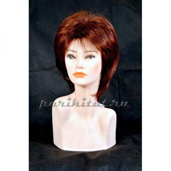 Женский искусственный парик Короткая стрижка Модель 3343 Синтетика 100% Производитель: Afro Beauty