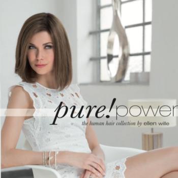 Коллекция париков Pure!Power